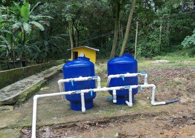 Mantenimiento de planta PTAP