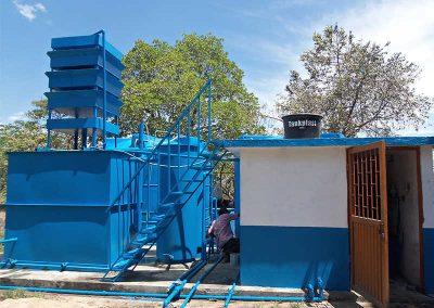 Servicio mantenimiento PTAP Colombia