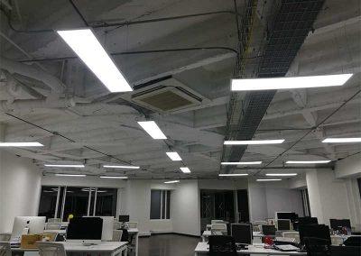 oficinas cableadas red